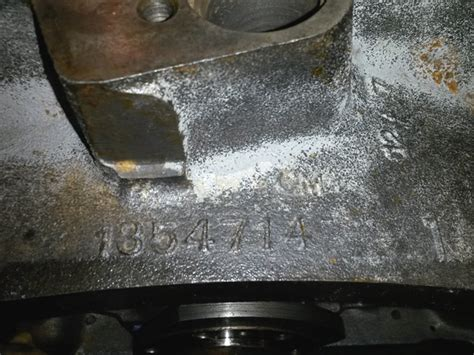 Nailhead Identification Buick Engines