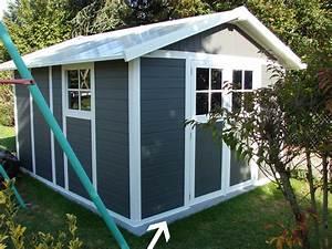 Sur Quoi Poser Un Abri De Jardin : garantissez l tanch it de votre abri de jardin sur dalle ~ Dailycaller-alerts.com Idées de Décoration