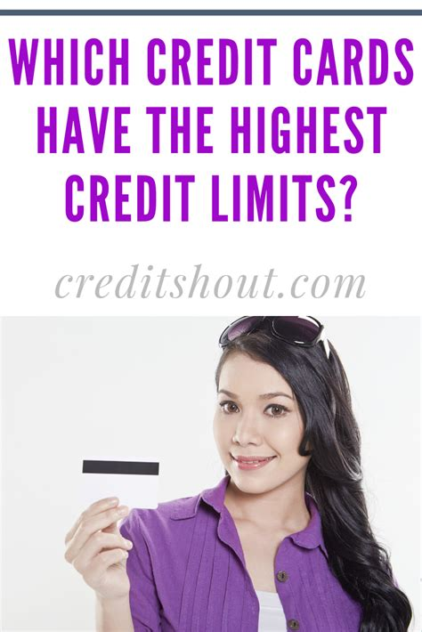 Check spelling or type a new query. Which Credit Cards Have The Highest Credit Limits? | Credit card, Rewards credit cards, Credit ...