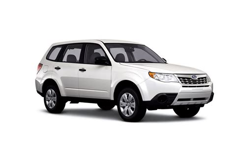 2012 Subaru Forester Reviews by 2012 Subaru Forester Review Specs Pictures Mpg Price