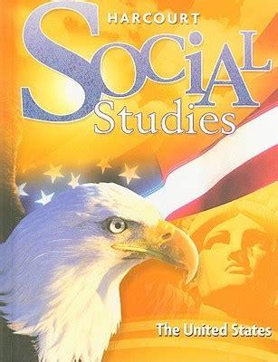 harcourt social studies student edition grade  united