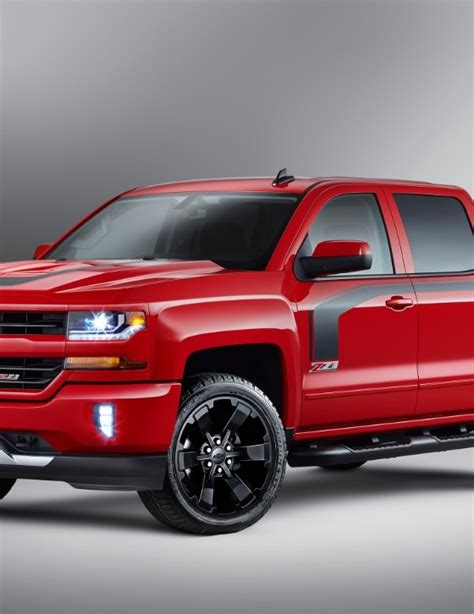 earnhardt approved  chevy silverado rally edition