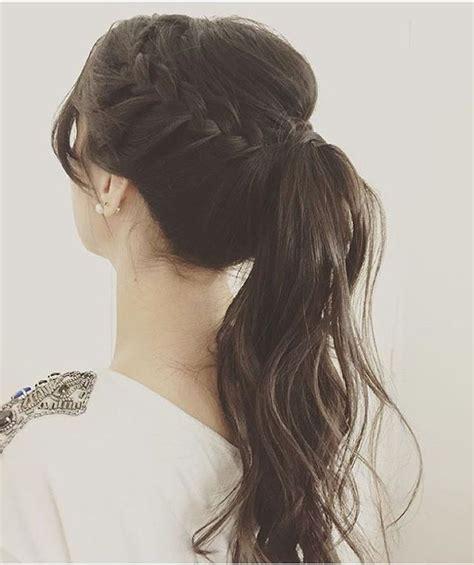 hair styles for indian wedding m 225 s de 25 ideas incre 237 bles sobre peinados de en 7419