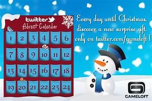 TouchMyApps – Gameloft Announces Twitter Advent Calendar ...