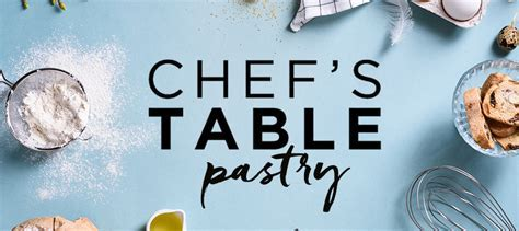 Chef's Table: Pastry Airs This Spring on Netflix for