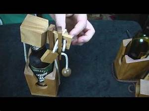 Wine or Beer Bottle Puzzle - How to get IN ...