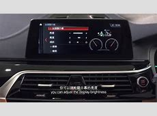 BMW X3 Headup Display YouTube