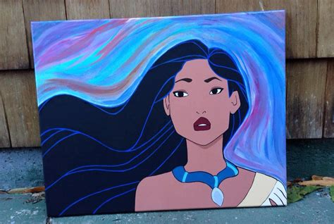Easy Disney Painting