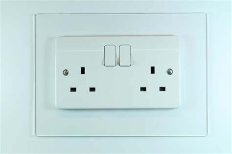 wall light switch surround classikool single or double light switch plug socket wall