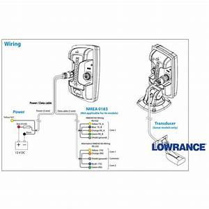 Lowrance Fishfinder Wiring Diagram  Lowrance Elite 7 Hdi