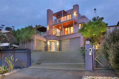 stylish modern sea view mansion  auckland  indoor