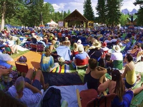 canmores favourite folk fest  ready   year