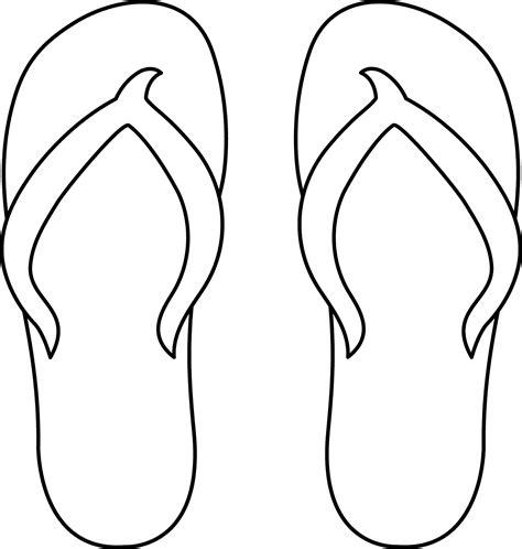 flip flop template plateau studio