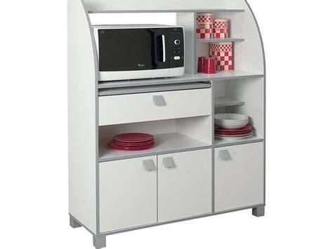 meuble de cuisine pour micro ondes meuble micro ondes conforama table de lit