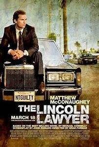 The Lincoln Lawyer (film) - Wikipedia
