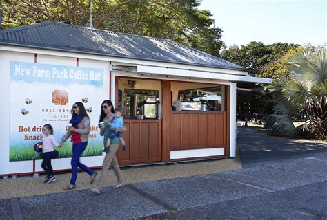 Mobile food, ice cream, coffee hut | trade me. New Farm Park, New Farm | Coffee Hut | Brisbane City Council | Flickr