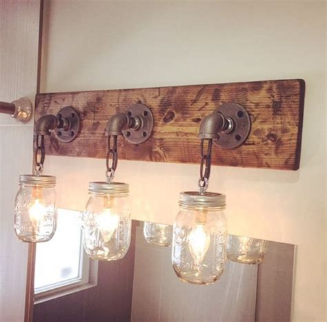 sweetly scrapped home rustic lighting ideas   home