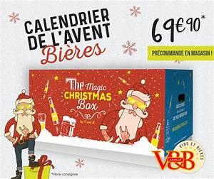 V B : calendrier de l 39 avent une bi re chaque jour v and b ~ Frokenaadalensverden.com Haus und Dekorationen