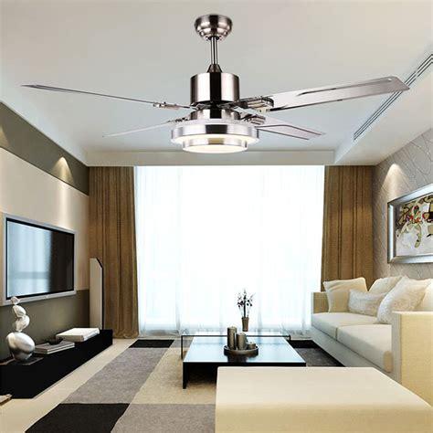 fashion ceiling fan lights retro style fan ls bedroom