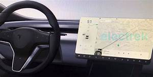 Tesla is planning a big Model S/Model X interior refresh in Q3 2019 - full refresh in 2021 ...