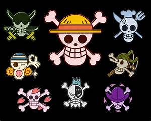 One Piece Jolly Roger by magi58 on DeviantArt