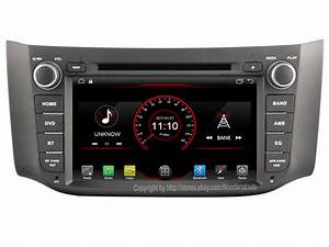 Android 5 1 Car Dvd Radio Stereo Gps Nissan Sylphy B17
