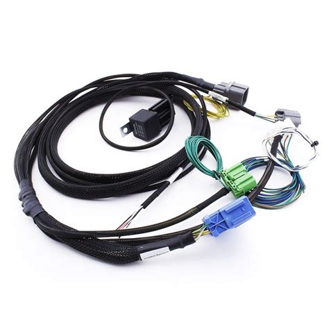 K20 Wiring Harnes by Hybrid Racing K Engine Conversion Wiring Harness 96