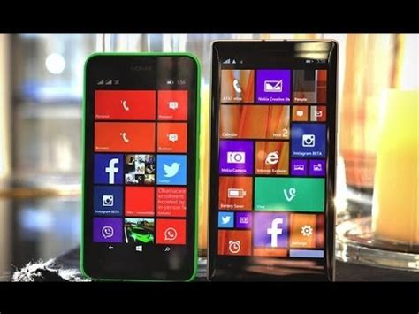 new features offered in windows phone 8 1 update for nokia lumia 520 525 920 1020 925 820