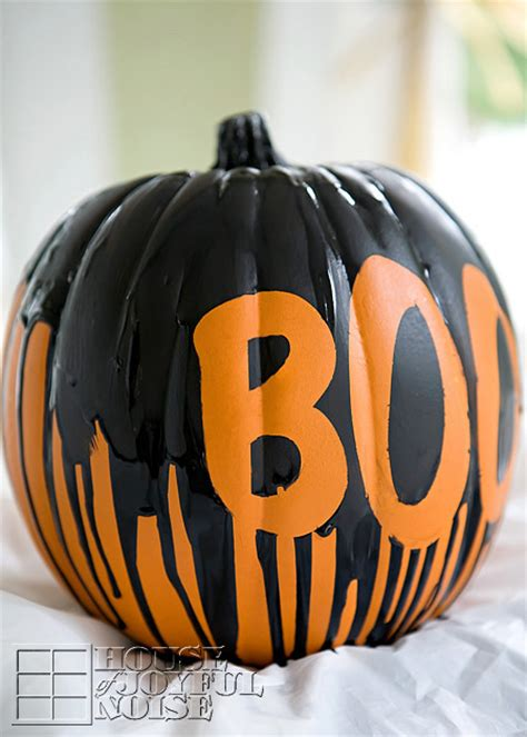 cool painted pumpkins 40 cool no carve pumpkin decorating ideas hative