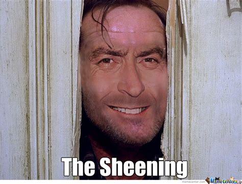 The Shining Meme - the sheening by arianario meme center