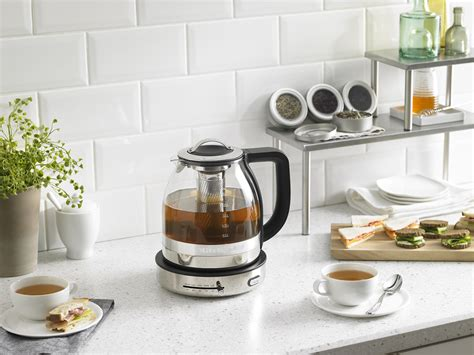 kettle tea glass electric kettles kitchenaid stove kitchen water cup gas english brew teas gift cordless making sup warm holiday