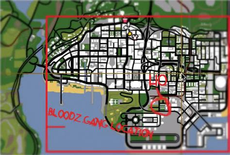 San Andreas Guide