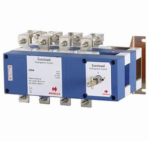 Havells Changeover Switch In Nepal  Kailash Trading