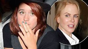 Wedding Guest Reject Nicole Kidman 'Worried' For Newly ...
