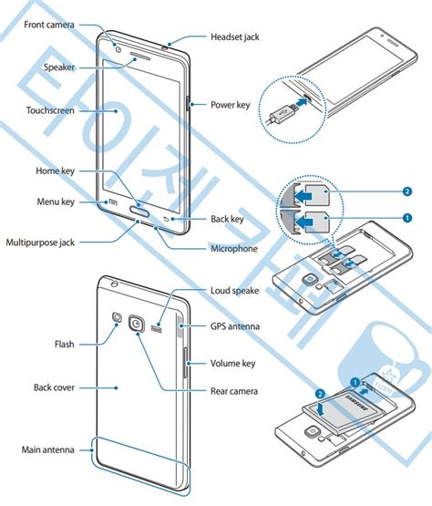 samsung z2 z200f samsung z2 documentation image leak the next tizen