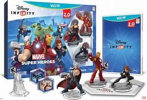 Disney INFINITY: Marvel Super Heroes (2.0 Edition) Video ...