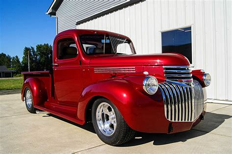 Chevrolet History by A History Of 41 To 59 Chevrolet