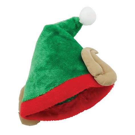 christmas hats reindeer mens womens kids unisex novelty