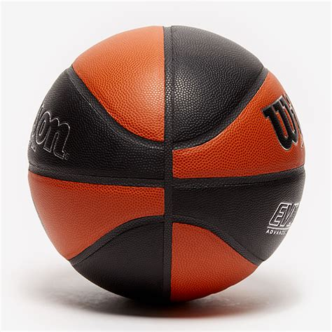 wilson basketball england evolution official size