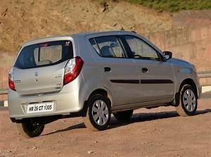 2014 Maruti Suzuki Alto K10 Variant Details