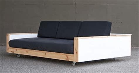 fabriquer un canapé avec un matelas ma maison au naturel canapés à faire soi même