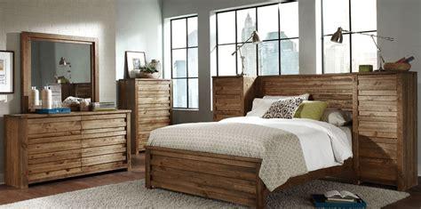 driftwood bedroom furniture melrose driftwood panel bedroom set from progressive 11484 | p604 group 2 1