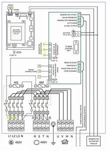 New Perkins Generator Wiring Diagram