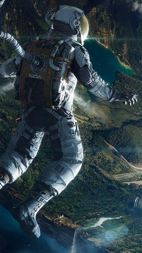 hd astronaut iphone wallpaper hd desktop wallpapers