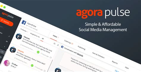 Simple & Affordable Social Media Management