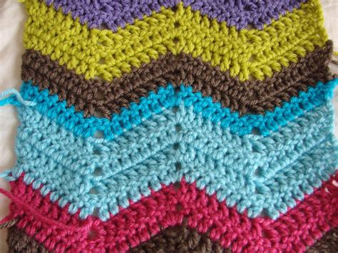 ripple crochet pattern crochet in color tuesday tallies early