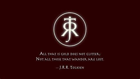 jrrtolkien quote hd wallpaper background image