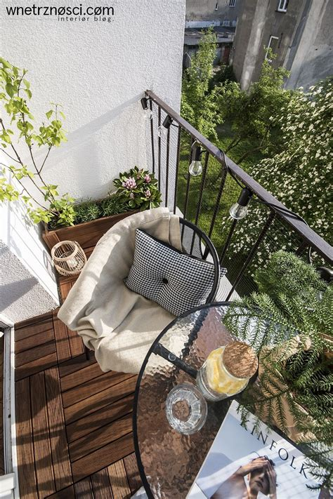 37 Cool and Cozy Small Balcony Design Ideas in 2020