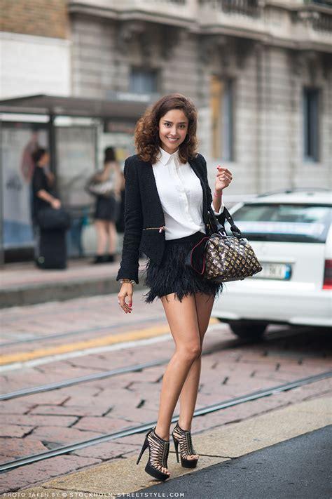 Mini Skirt - Just The Design