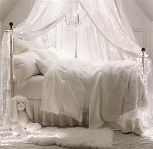 46, Dreamy, White, Bedroom, Design, Inspirations
